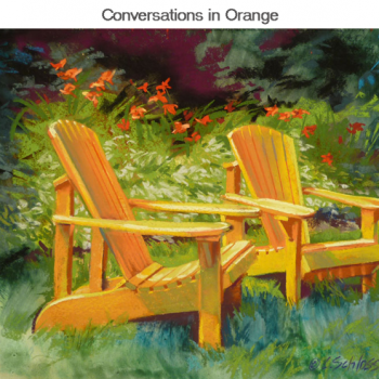 Conversations in Orange